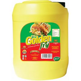 Golden Fry Cooking Oil 18Kg JerryCan - Bulkbox Wholesale