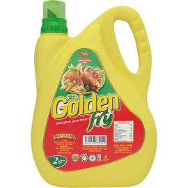 Golden Fry Cooking Oil 6x2L Tray - Bulkbox Wholesale