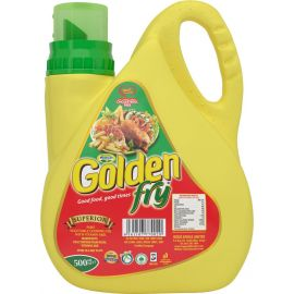 Golden Fry Cooking Oil 12x500ml Tray - Bulkbox Wholesale