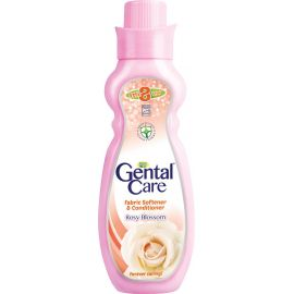 Gental Care Fabric Softner Rosy Blossom 24x400ml - Bulkbox Wholesale