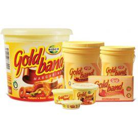 Gold Band Margarine 1x10Kg Baking - Bulkbox Wholesale
