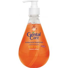 Gental Care Hand Wash Mango & Peach 12x 500ml - Bulkbox Wholesale