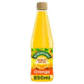 Robinsons Fruit Barley Water Orange 12x850ml - Bulkbox Wholesale