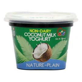 Bio Non Dairy Coconut Yoghurt Natural 6x200ml - Bulkbox Wholesale