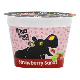 Bio Tinga Tinga Yoghurt Strawberry Sana 12x90ml - Bulkbox Wholesale