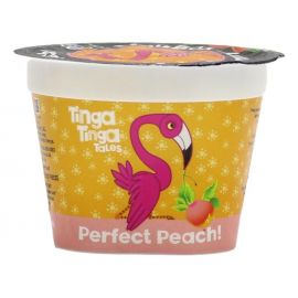 Bio Tinga Tinga Yoghurt Perfect Peach 12x90ml - Bulkbox Wholesale