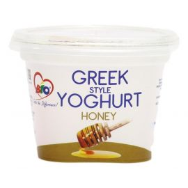 Bio Greek Style Yoghurt Honey 6x200ml - Bulkbox Wholesale