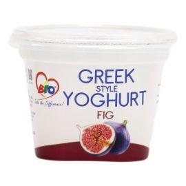 Bio Greek Style Yoghurt Fig 6x200ml - Bulkbox Wholesale