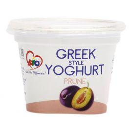 Bio Greek Style yoghurt Prune 6x200ml - Bulkbox Wholesale