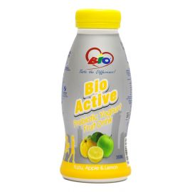 Bio Active Probiotic Yuzu, Apple & Lemon 12x350ml - Bulkbox Wholesale