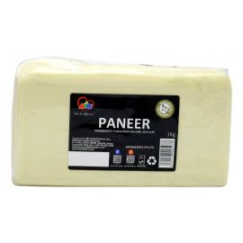 Paneer Block 1Kg - Bulkbox Wholesale