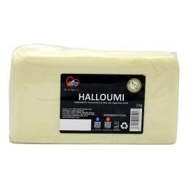 Bio Halloumi Cheese 1kg - Bulkbox Wholesale