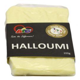 Bio Halloumi Cheese 6x200g - Bulkbox Wholesale