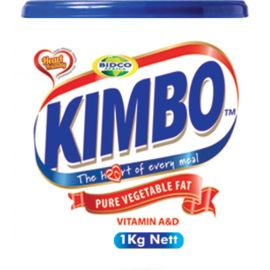 Kimbo Cooking Fat 12x1Kg - Bulkbox Wholesale