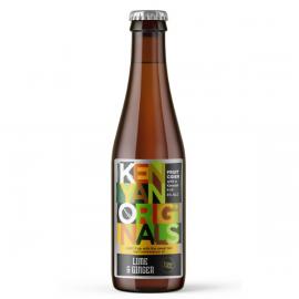 Kenyan Originals Lime & Ginger Cider 6x330ml (Get 1 Free!) - Bulkbox Wholesale