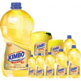 Kimbo Premium Oil Blend 12x1L - Bulkbox Wholesale
