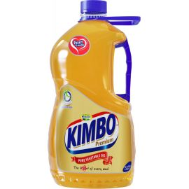 Kimbo Premium Blend Vegetable Oil 4x5L - Bulkbox Wholesale