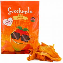 Sweetunda Dried Mango 10x100g - Bulkbox Wholesale