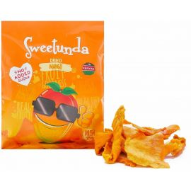 Sweetunda Dried Mango 10x35g - Bulkbox Wholesale