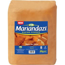 Mariandazi Baking Powder 4x4Kg Ppr Bag - Bulkbox Wholesale