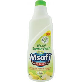 Msafi Bleach 18x600ml (500ml + 100ml Free) - Bulkbox Wholesale