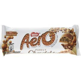 Nestle Aero Pure Chocolate 24x36g - Bulkbox Wholesale