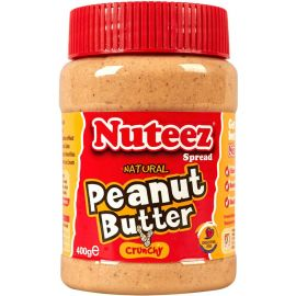 Nuteez Peanut Butter Crunchy - Bulkbox Wholesale