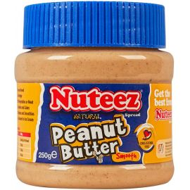 Nuteez Peanut Butter Smooth - Bulkbox Wholesale