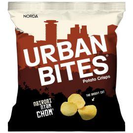Urban Bites Nairobi Nyam Chom Crisps - Bulkbox Wholesale