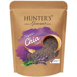 Hunters Organic Chia Seeds 6x300g - Bulkbox Wholesale