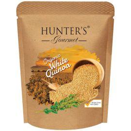 Hunters Organic White Quinoa Seeds 6x300g - Bulkbox Wholesale