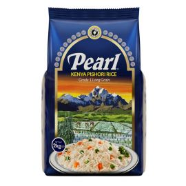 Pearl Pishori Rice 5x5Kg - Bulkbox Wholesale