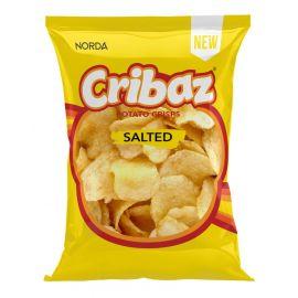 Cribaz Salted Crisps - Bulkbox Wholesale