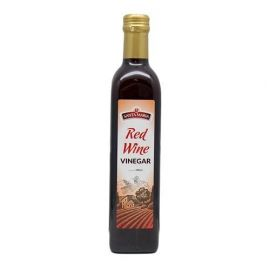 Santa Maria Red Wine Vinegar 12x500ml - Bulkbox Wholesale