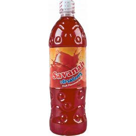 Savanah Strawberry Juice - Bulkbox Wholesale