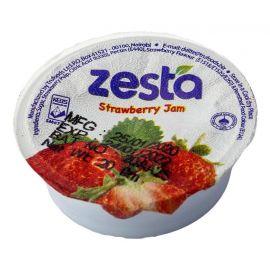 Zesta Strawberry Jam Tubs - Bulkbox Wholesale