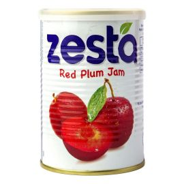 Zesta Red Plum Jam Tin - Bulkbox Wholesale