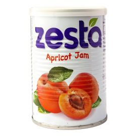 Zesta Apricot Jam Tin - Bulkbox Wholesale