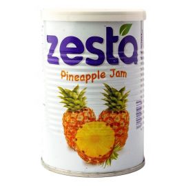 Zesta Pineapple Jam Tin - Bulkbox Wholesale