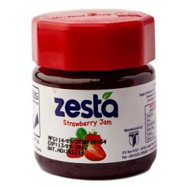 Zesta Strawberry Jam Jar - Bulkbox Wholesale