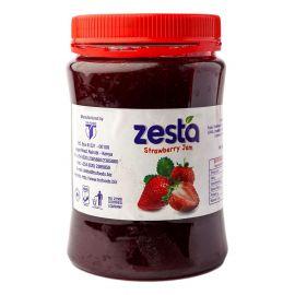 Zesta Strawberry Jam Jar - Bulkbox Wholesale