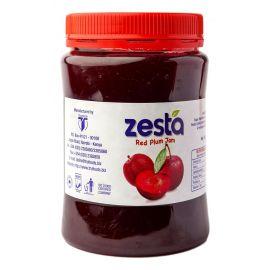 Zesta Red Plum Jam Jar - Bulkbox Wholesale