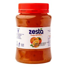 Zesta Orange Marmalade Jam Jar - Bulkbox Wholesale