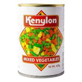Kenylon Mixed Vegetables 12x420g - Bulkbox Wholesale