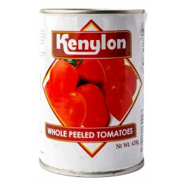 Kenylon Whole Peel Tomatoes 12x420g - Bulkbox Wholesale