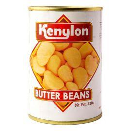 Kenylon Butter Beans 12x420g - Bulkbox Wholesale