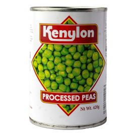 Kenylon Processed Peas 12x420g - Bulkbox Wholesale