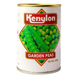Kenylon Garden Peas 12x420g - Bulkbox Wholesale
