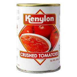 Kenylon Crushed Tomatoes 12x400g - Bulkbox Wholesale