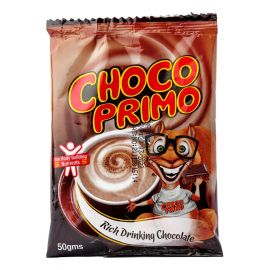 Choco Primo Sachets - Bulkbox Wholesale